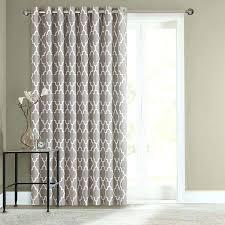 sliding glass door size standard sliding patio door curtains u2013 teawing co