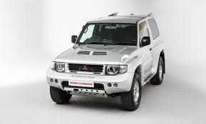 mitsubishi pajero evolution off road badness car of the