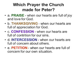church prayers connects with heaven acts 12 ppt