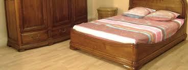 catalogue chambre a coucher en bois catalogue lit en bois dimension lit el bodegon