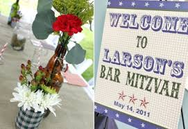 Backyard Picnic Ideas Casual Backyard Bar Mitzvah Party Themes U0026 Logos Mitzvahmarket