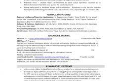 Mba Graduate Resume Sample by Download Mba Resume Sample Haadyaooverbayresort Com