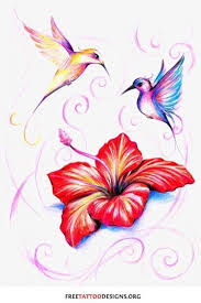 tattoo designs birds and flowers tattoos junkie