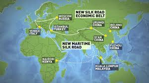 Silk Road Map What Can China U0027s New Silk Road Do For Global Trade Emerging Equity