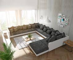 design wohnlandschaften details zu wohnlandschaft ecksofa sofa mit