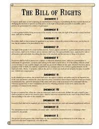 Bill Of Rights Worksheet Answers Bill Of Rights Scenarios Analysis Worksheet By Students Of History