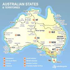 map of australia and oceania countries and capitals australia map with countries and capitals ambear me