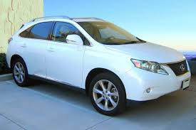 lexus used rx 350 luxurious and best used suv under 25000