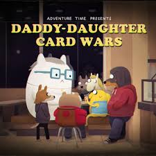 we cordially invite you to the 59th card wars cartoon network