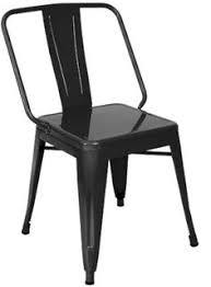 Tolix Bistro Chair Antique Rusty Industrial Tolix Chair Matte Finish Tolix