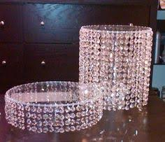 Chandelier Centerpieces How To Make A Crystal Chandelier Centerpiece With Lights Diy