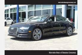 audi for sale houston used audi a7 for sale in houston tx edmunds