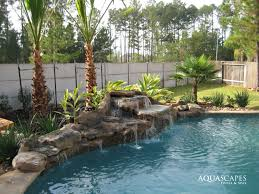aquascapes pools custom features aquascapes llc