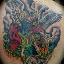 27 perfect st michael tattoo designs