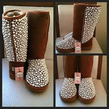 ugg heel boots sale 24 best personalized uggs images on casual