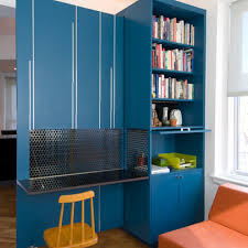 kitchen room design ideas intense blue colors kitchen walls