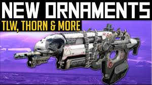 destiny new ornaments bad juju more rise of