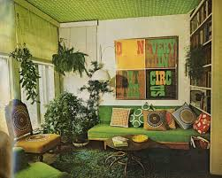 Homes Interior Decoration Ideas by Seventies Gaudy 70s Pinterest Interiors Ceiling And Retro