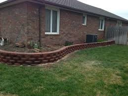 Retaining Wall Landscaping Ideas Landscape Construction Daniels Lawn And Landscaping Services