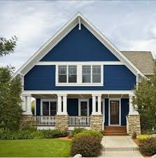 blue exterior paint house exterior house front doors exterior