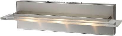 Elk Vanity Lighting Elk 81072 3 18 By 4 1 2 Inch Linton Led 3 Light Bathroom Vanity