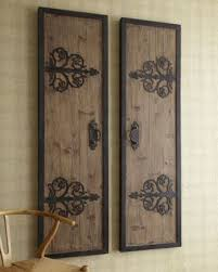 wrought iron decorative wall panels 25 best ideas about iron wall