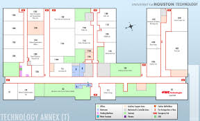 college floor plans building maps university of houston