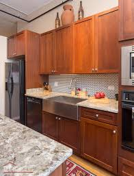 kitchen remodel with wood cabinets selecting cabinets for your chicago kitchen remodel