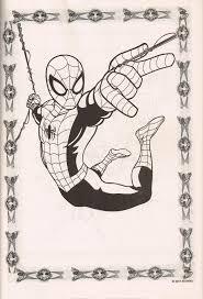 spiderfan org comics ultimate spider man jumbo coloring