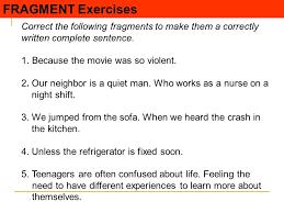 grammar exercises ms amorin english improving writing skills