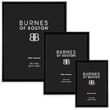 burnes of boston photo albums frames albums picture collage wood frames bed bath beyond