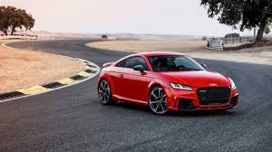 history of audi tt 2018 audi tt rs to debut at york international auto the