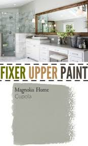 fixer upper paint color solid wood soft color for master bedroom