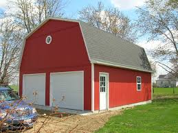 gambrel roof garages red gambrel roof coach house garages