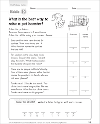 division word problems 5th grade worksheet place value of numbers