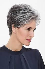 pixie grey hair styles 21 impressive gray hairstyles for women grey hairstyle gray and