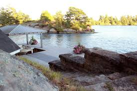 Thousand Islands by Riverview Design Solutionsupscale Thousand Islands Cottage