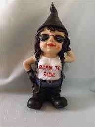 Gnome Garden Decor Best 25 Biker Gnomes Ideas On Pinterest Garden Gnomes Funny
