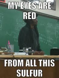 Science Teacher Meme - best of the rasta science teacher meme smosh