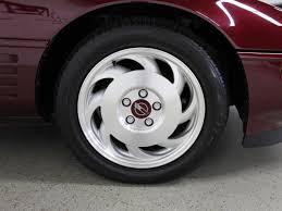 1993 corvette tires 1993 chevrolet corvette stingray