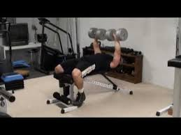 Chest Workout Dumbbells No Bench Flat Dumbell Bench Press How To Get The Dumbells Into Position