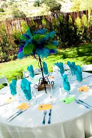 Peacock Feather Centerpieces by 14 Best Peacock Themes Images On Pinterest Peacock Theme