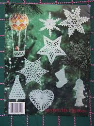 usa free s h thread crochet patterns tree topper 8
