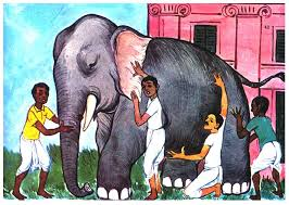 The Blind Men And The Elephant Blind Men Elephant Ethics Alarms