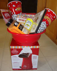 popcorn baskets best 25 basket ideas on basket gift