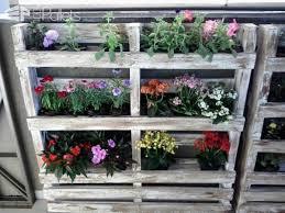 pallets wall planter in my garden u2022 1001 pallets