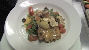 Fish Mediterranean Style Sole Mediterranean Style Dinner Recipe Youtube