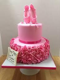 ballerina baby shower cake birthday cakes