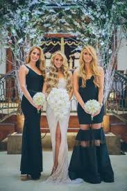 black bridesmaid dresses black bridesmaid dresses the magazine