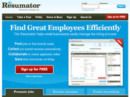 The Resumator Jobs by Design Trends The Single Purpose Homepage Moz